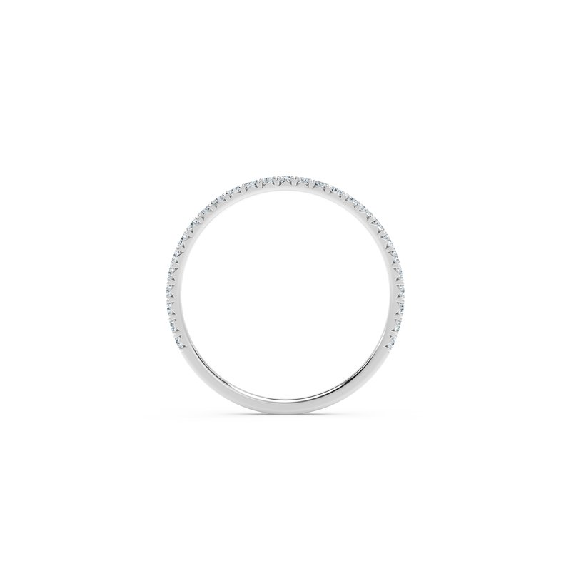 Forevermark Engagement & Commitment Collection Pave Band