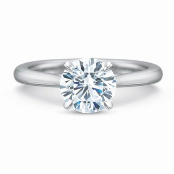 Aire Cathedral Solitaire Engagement Ring