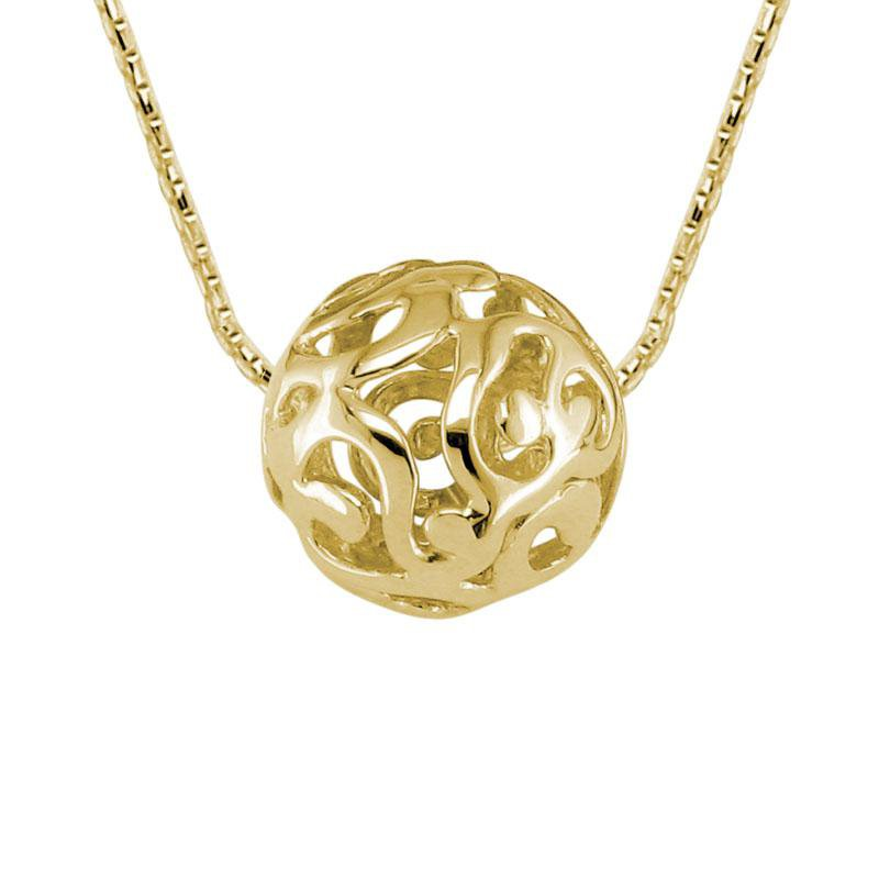 Artistry Limited Yellow Sphere Pendant