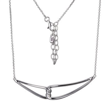 Swirl Collection Necklace