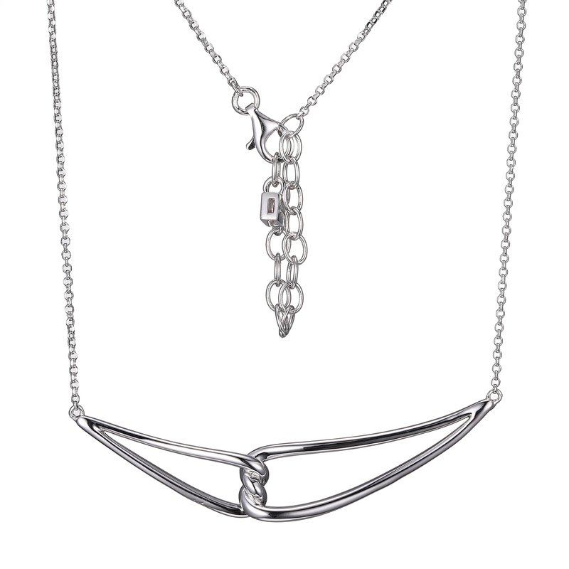 ELLE Boutique Swirl Collection Necklace