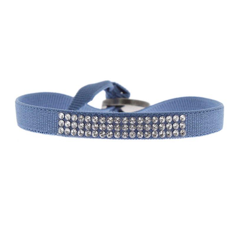 Les Interchangeables 3 Row Bracelet