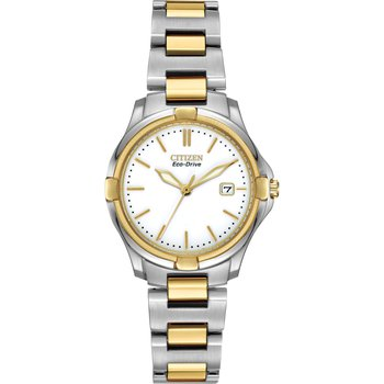 Women's Two-Tone Watch