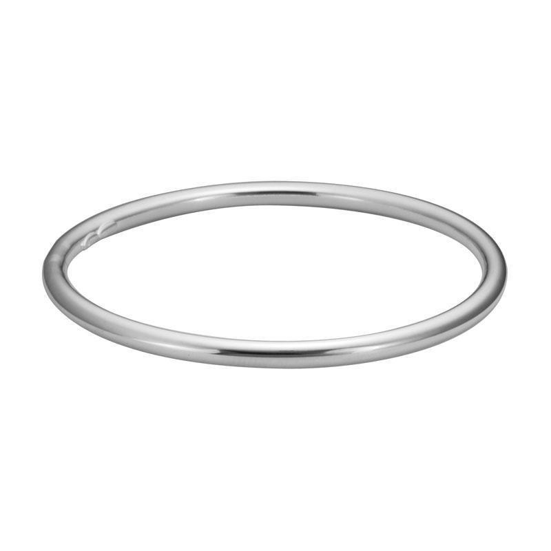 Artistry Limited Silver Bangle Bracelet
