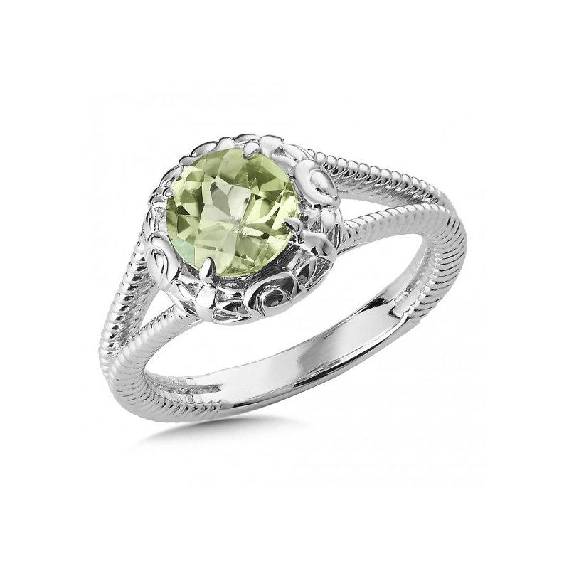 Colore SG Peridot Fashion Ring