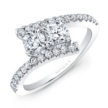 Ever Us Two Stone Forevermark® Diamond Ring