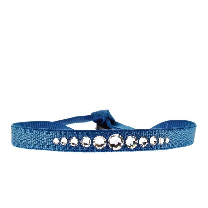 Les Interchangeables The Glam Line Ribbon Bracelet