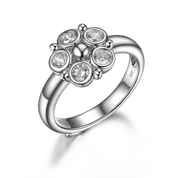 Bubble Collection Cluster Ring