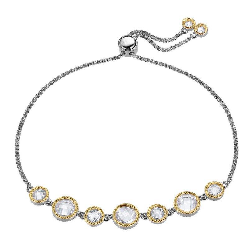 ELLE Essence 3.0 Collection Adjustable Bracelet