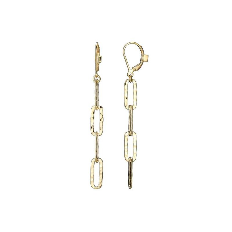ELLE Paperclip Collection Earrings