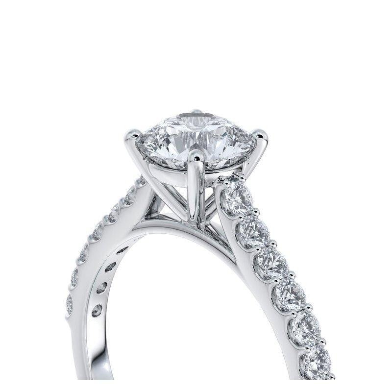Sasha Primak Diamond Engagement Ring