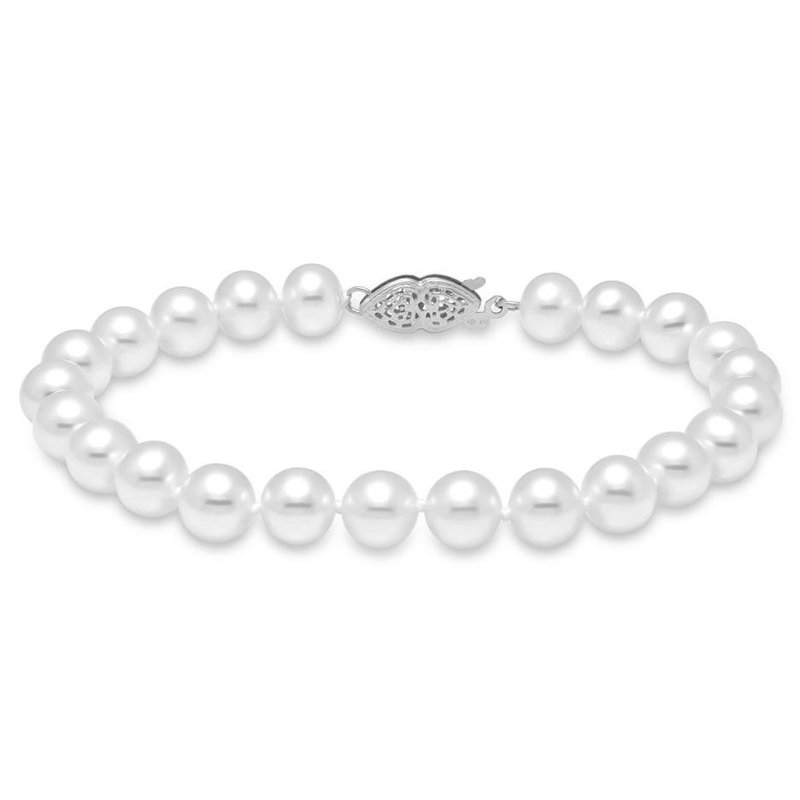 Mastoloni Pearls Freshwater Pearl Strand Bracelet