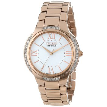 Women's Rose EcoDrive