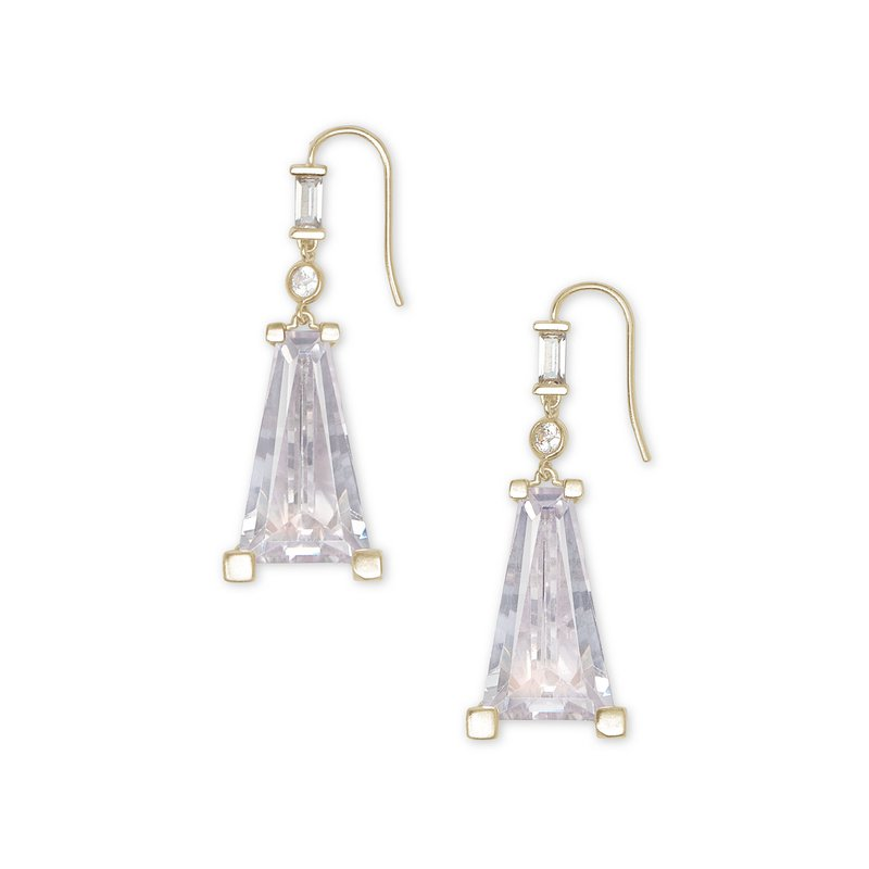 Kendra Scott Everdeen Earrings in Gold