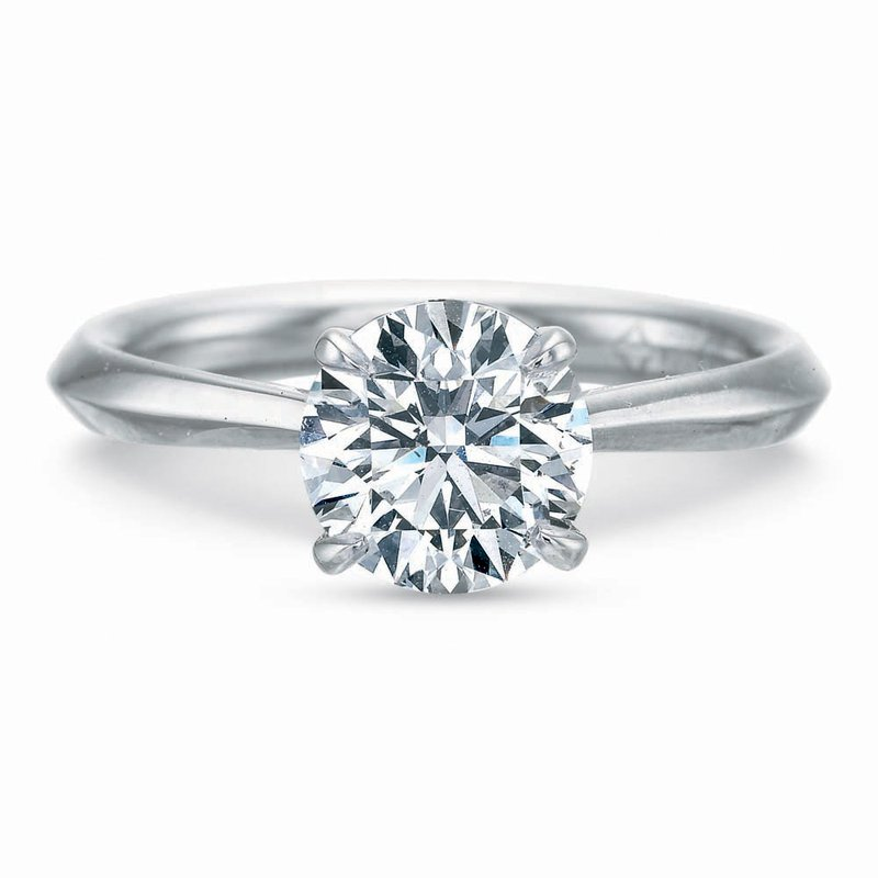 Forevermark Forevermark® Exclusive Solitaire Engagement Ring