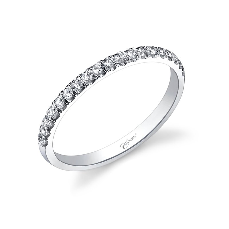 Coast Diamond Diamond Wedding Band