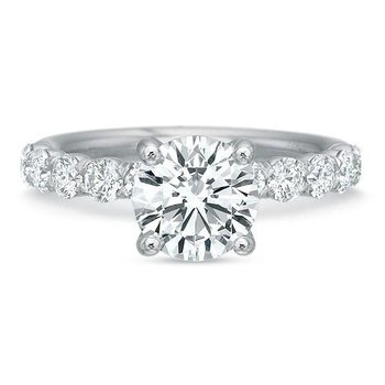 Silk Collection Engagement Ring