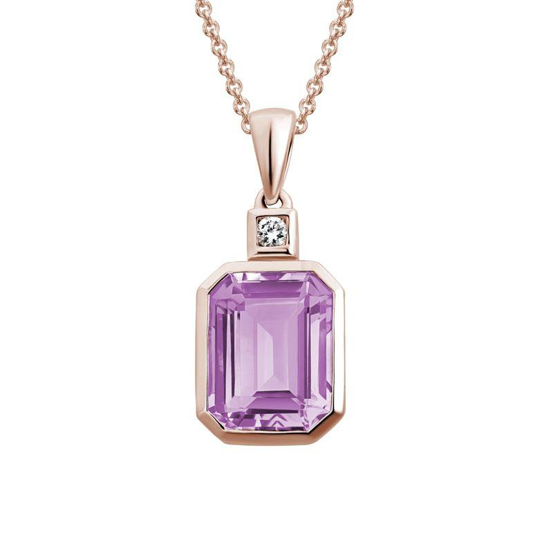 Artistry Limited Amethyst Dolce Pendant