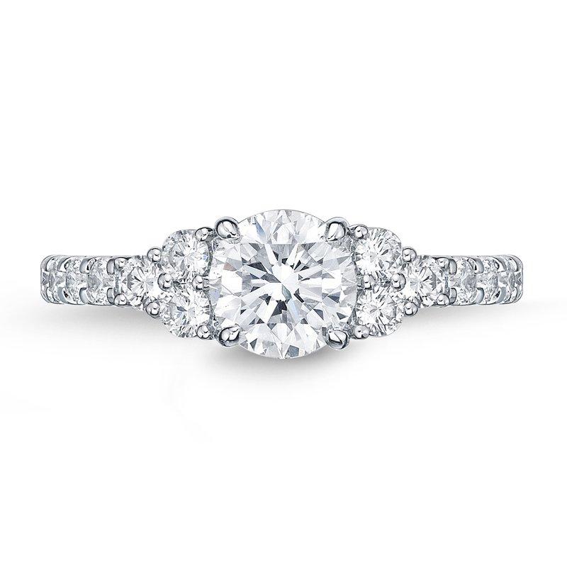 Memoire Diamond Engagement Ring