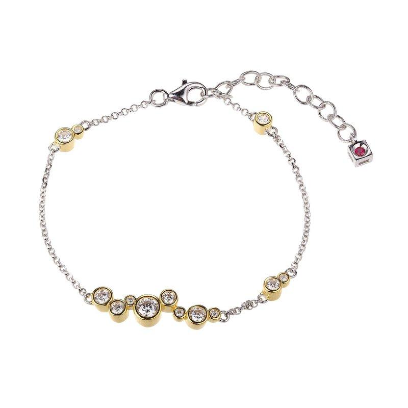 ELLE Boutique Bubble Collection - Yellow Bracelet