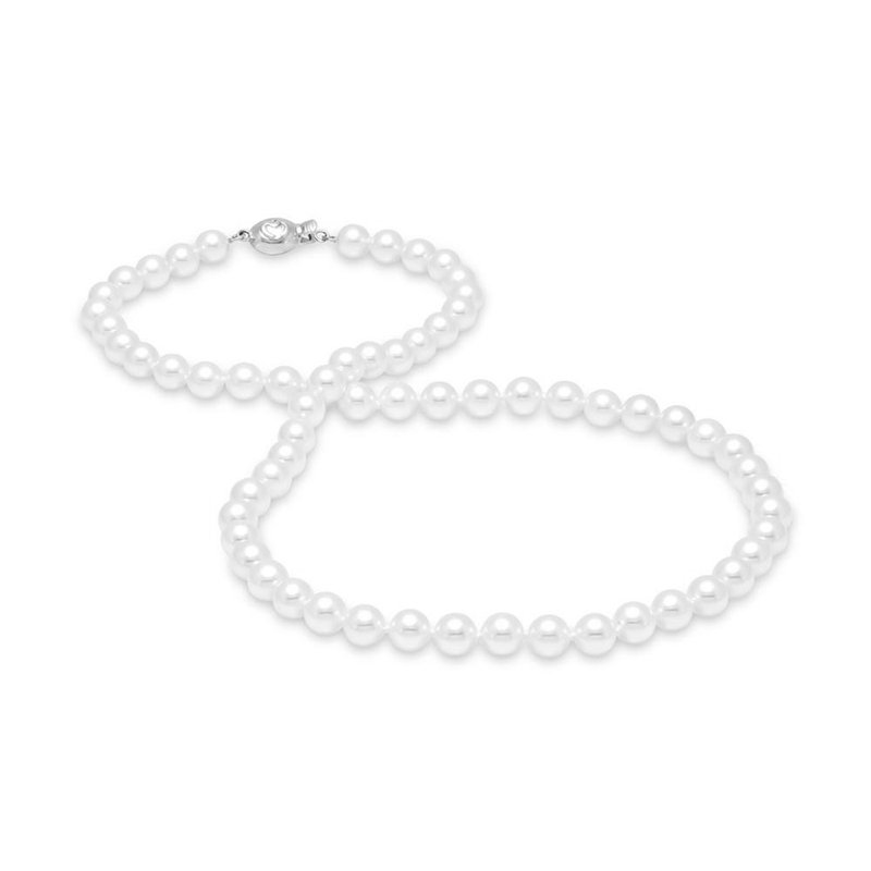 Mastoloni Pearls Akoya Pearl Strand Necklace