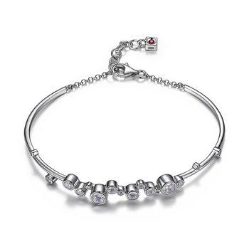 Bubble Collection - White Bracelet