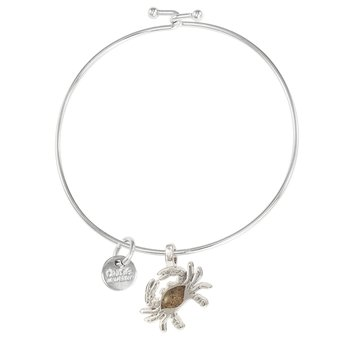 Dune Jewelry Beach Bangle - Crab