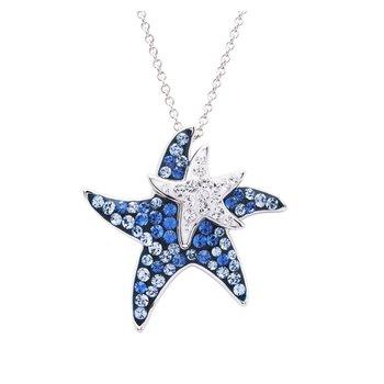 Swarovski Crystal Starfish