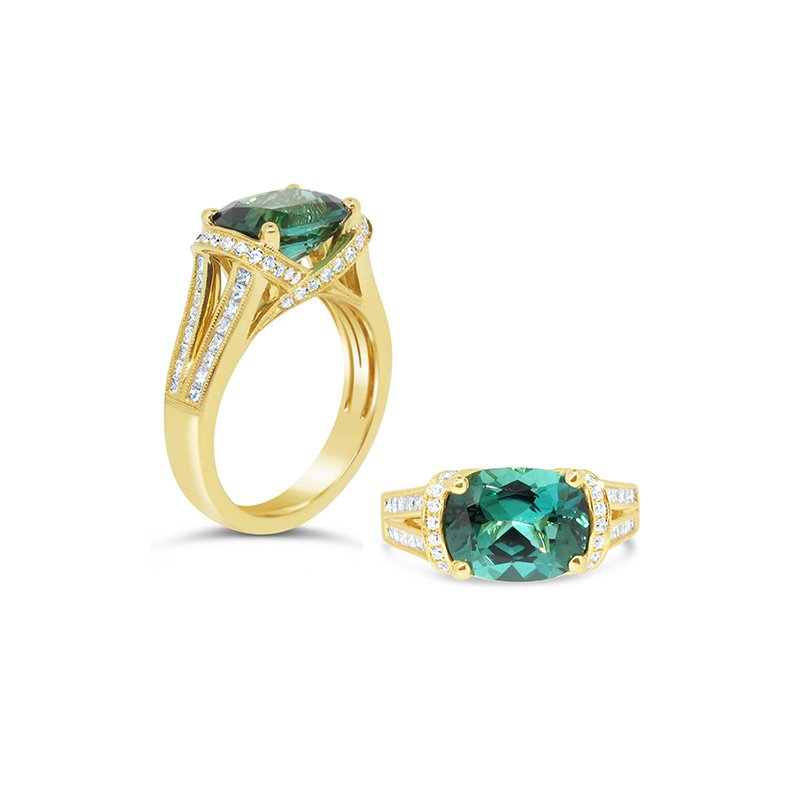 Aires Signature Collection tourmaline ring