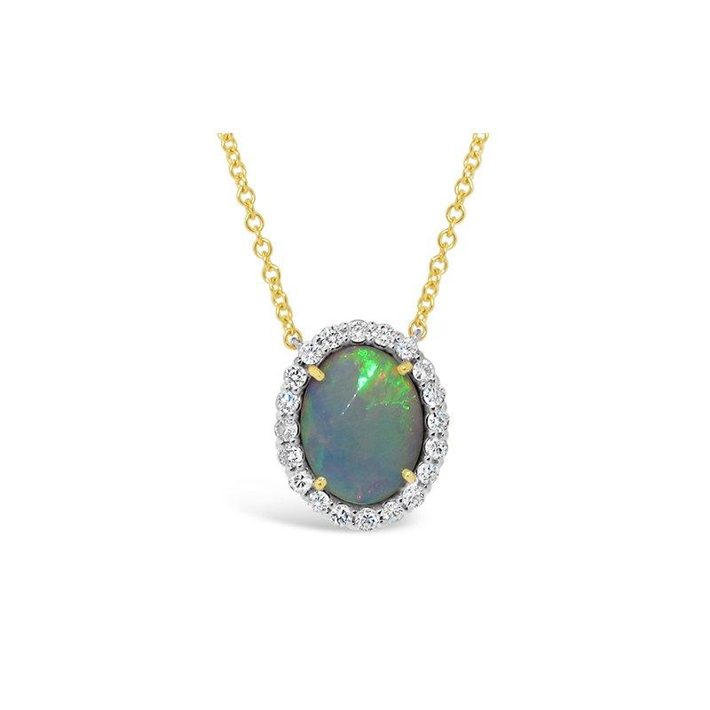 Aires Signature Collection opal pendant