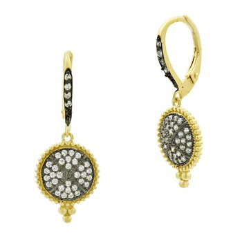 SIG SS/14KYP/ CZ PAVE DISC EARR