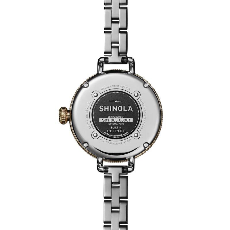 Shinola-Detroit Birdy 3HD 34mm