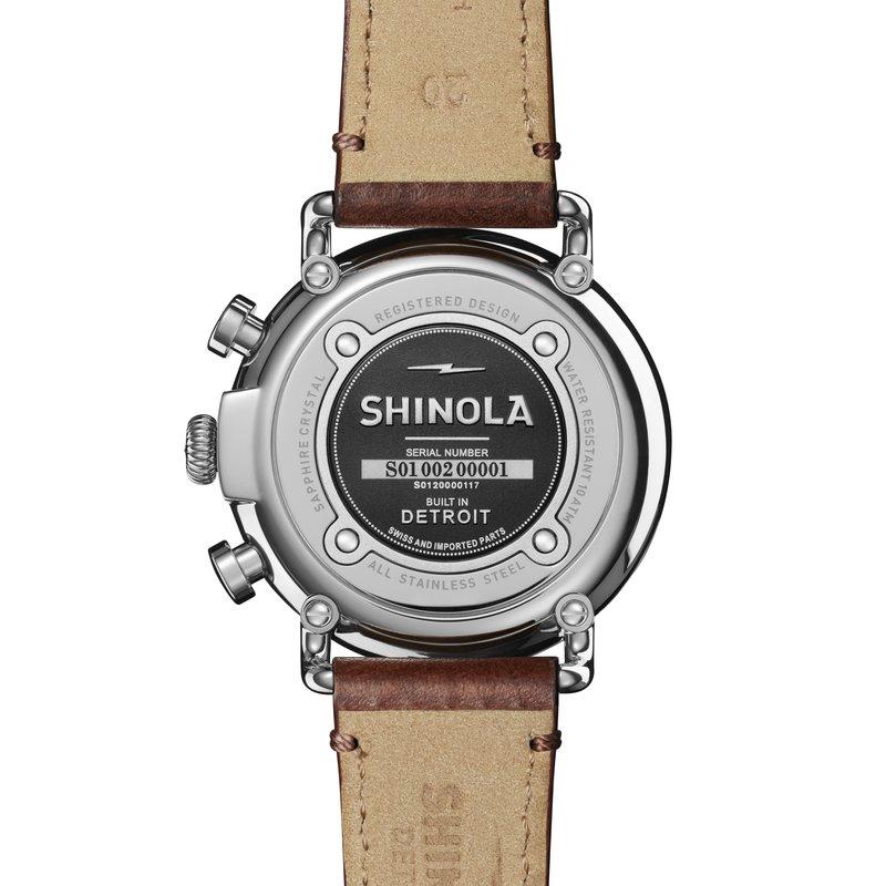 Shinola-Detroit Runwell Chrono 41mm