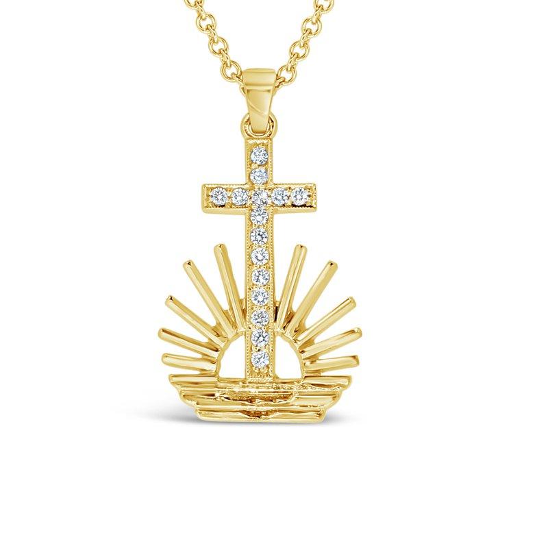 Emblem & Logo Jewelry Large NAC diamond Pendant