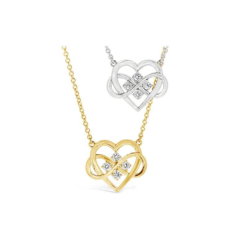 Aires Custom Fashion heart pendant