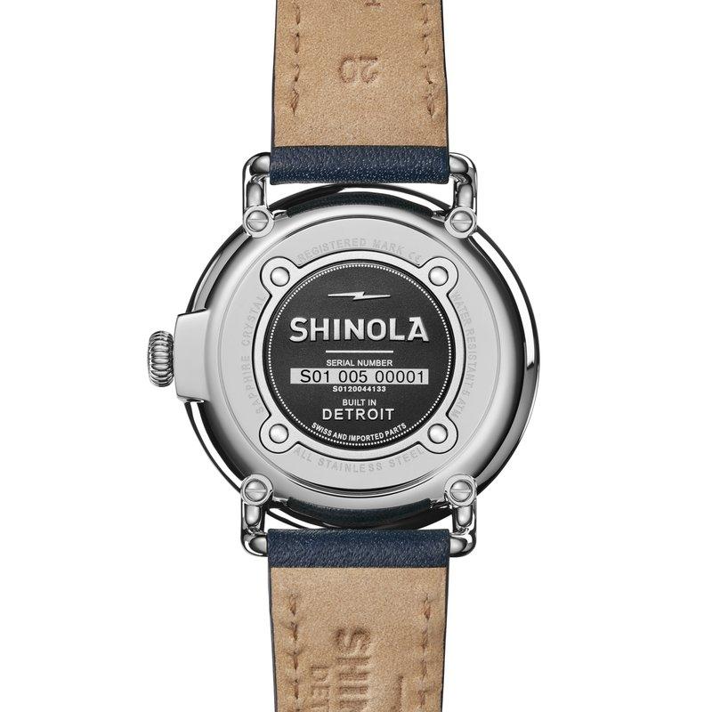 Shinola-Detroit Runwell Sub Second 41mm