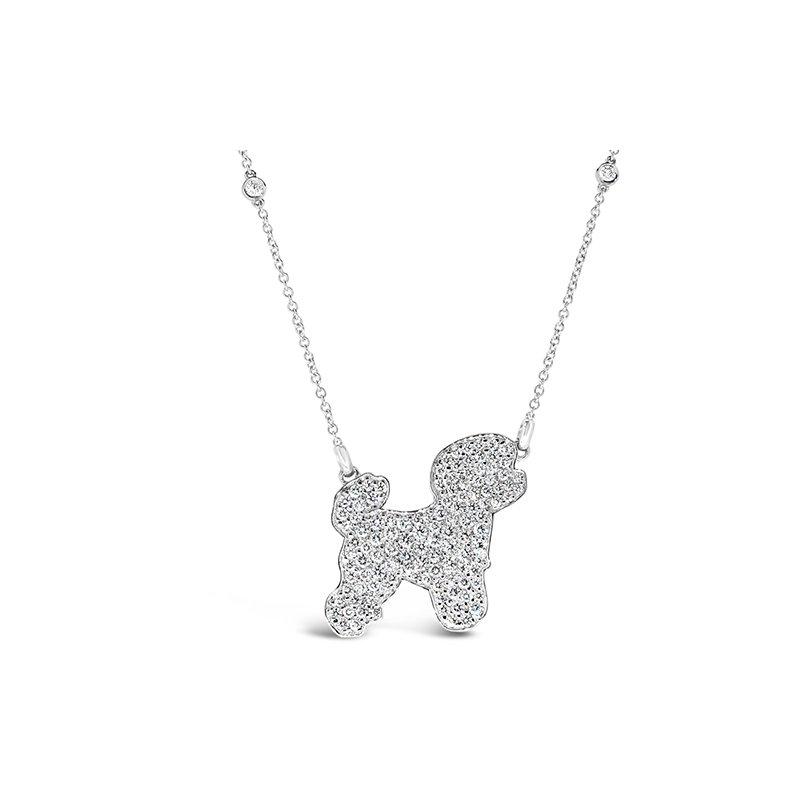 Aires Custom Fashion diamond pendant