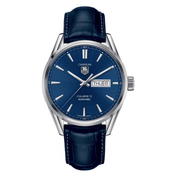 Carrera Caliber 5 Day Date Mens Watch