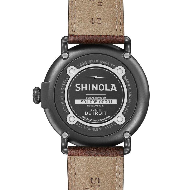 Shinola-Detroit Runwell Sub Second 47mm