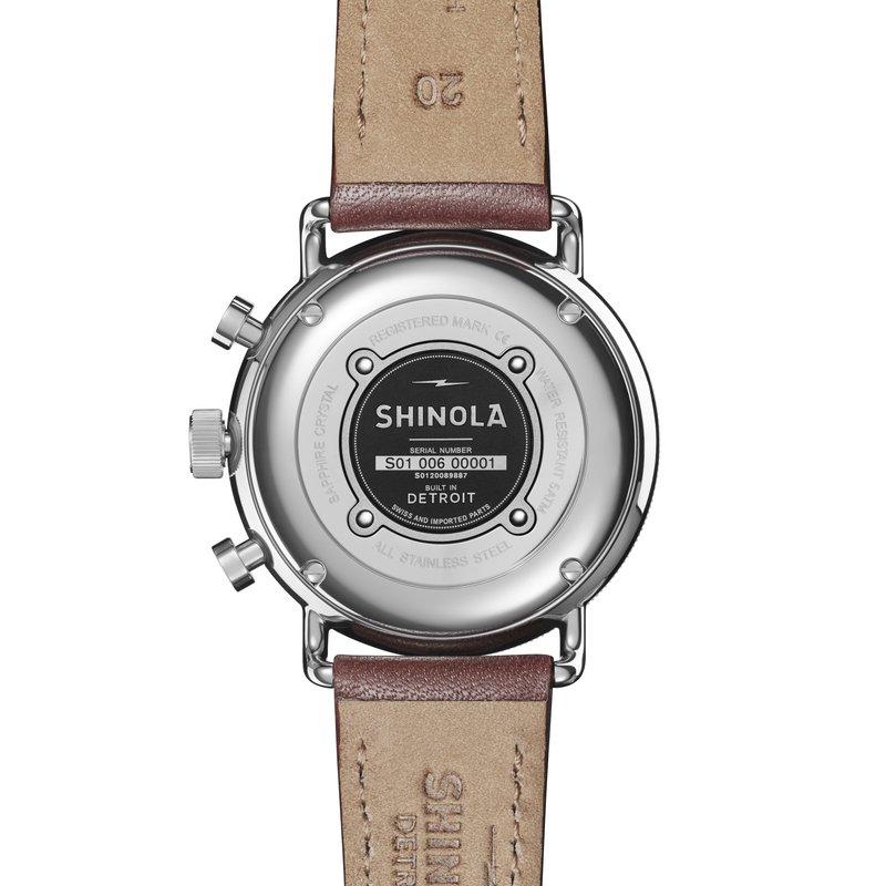 Shinola-Detroit Canfield Sport 40mm