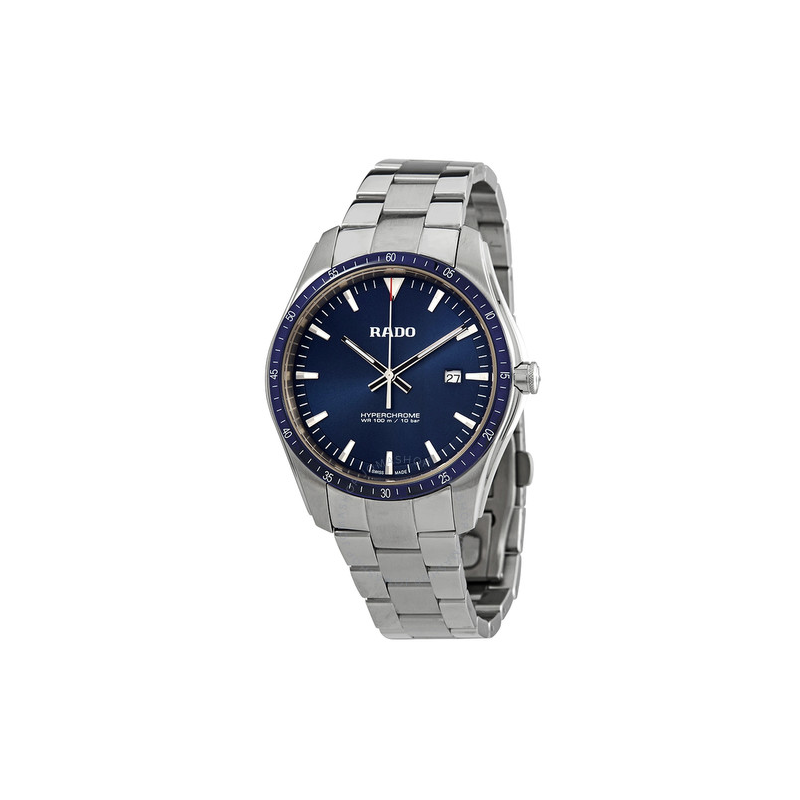 Rado HyperChrome Blue Dial Men's Watch