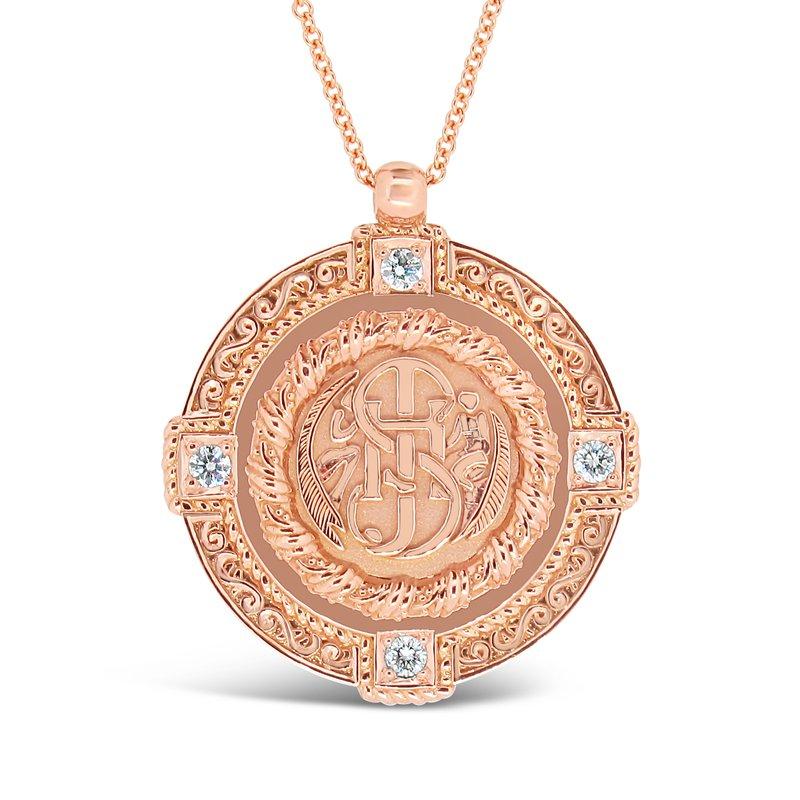 Emblem & Logo Jewelry Vailsburg pendant