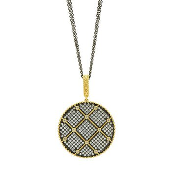 SIG SS/14KYP/CZ DOUBLE SIDED PENDANT
