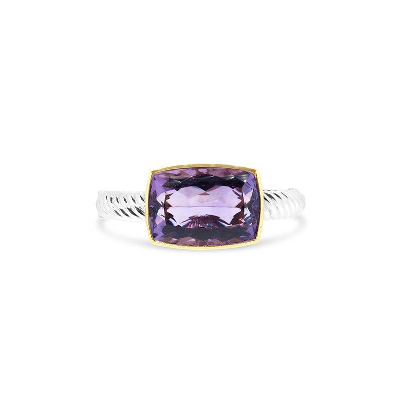 Aires Custom Fashion amethyst bracelet