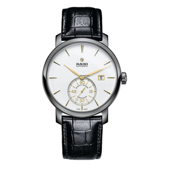 Rado Men's R14053016 Diamaster Petite Seconde Watch