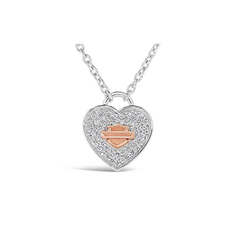 Aires Custom Fashion diamond heart pendant