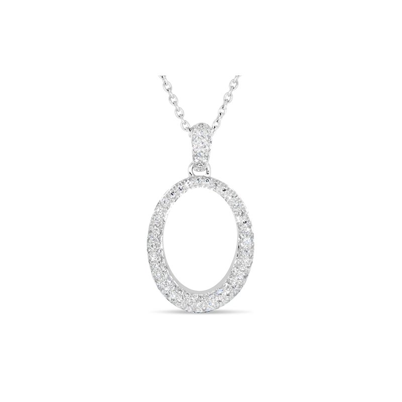 Aires Custom Fashion diamond pendant