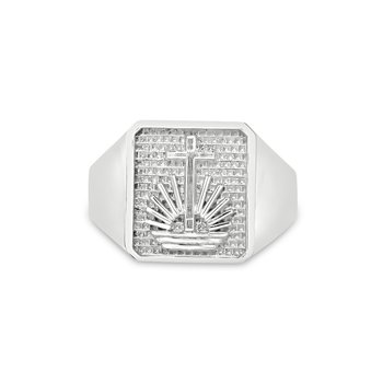 NAC Square Gents Ring