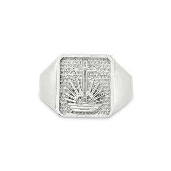 NAC Square Gents Ring