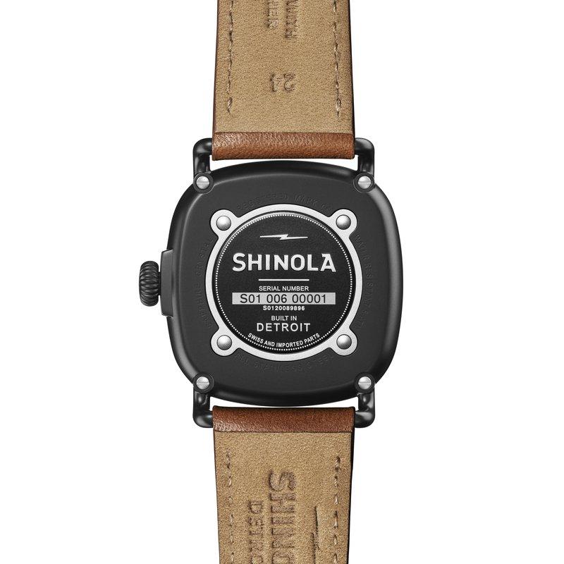 Shinola-Detroit Guardian 41.5x43mm